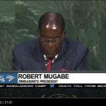 FULL SPEECH: Robert Mugabe addresses the 72nd UN General Assembly