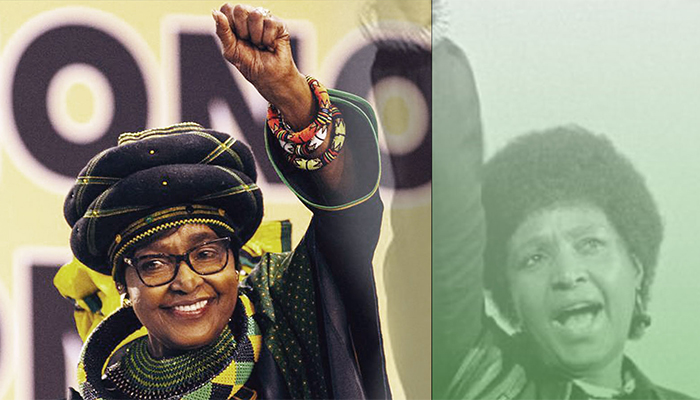 Tribute to Winnie Mandela!