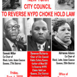 Anti Choke Hold Law