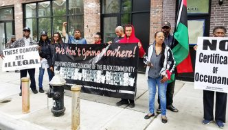 Activists Press Conference and Criminal Complaint on Weds., May 30, 2018