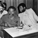 A Freedom Fighter has passed: Dr. Theo Ben Gurirab of Namibia