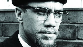 "Feb. 21st: Sistas' Place, Bkln – ""Malcolm X Speaks"""