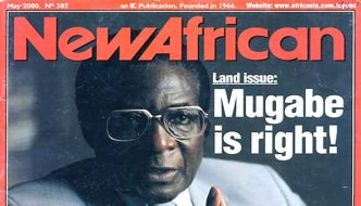 Mugabe Is Right!