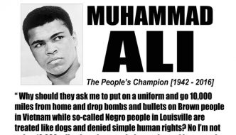 Muhammad Ali: People's Hero