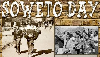 Commemorate Soweto Day - South African Youth Uprising on June 16, 1976