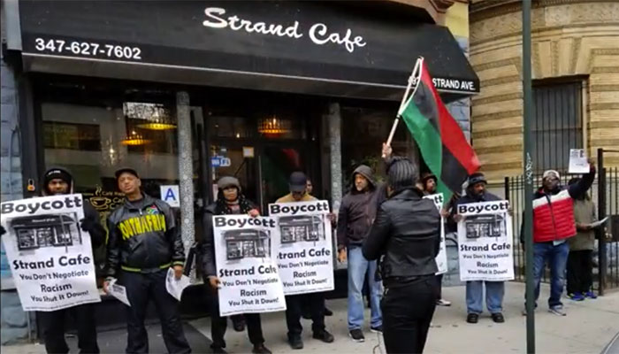 Racist Strand Cafe Disrespects Black Children — Shut It Down!