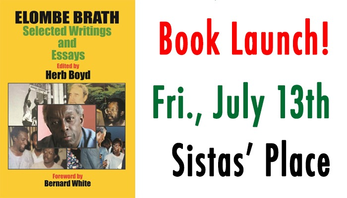 Elombe Brath Book Launch