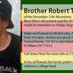 Brother Robert Taylor Transitions