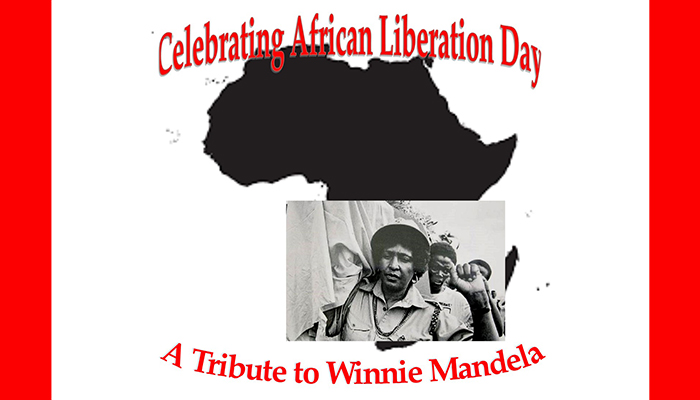 Tribute to Winnie Madikizela-Mandela!